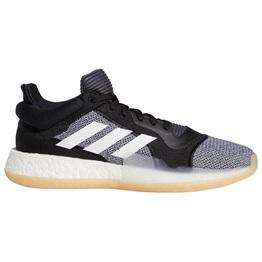 adidas Marquee Boost Low fekete kosárlabda cipő