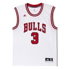 Adidas International Replica Jersey Chicago Bulls Dwyane Wade