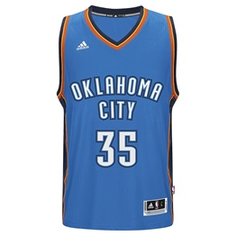 Adidas International Swingman Jersey NBA Oklahoma City Thunder Kevin Durant