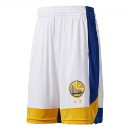 Adidas NBA Golden State Warriors Short