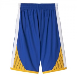 Adidas NBA Swingman Shorts Golden State Warriors Road