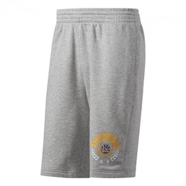 Adidas NBA Washed Shorts Golden State Warriors