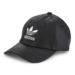Adidas Trefoil Classic Cap Faux Leather