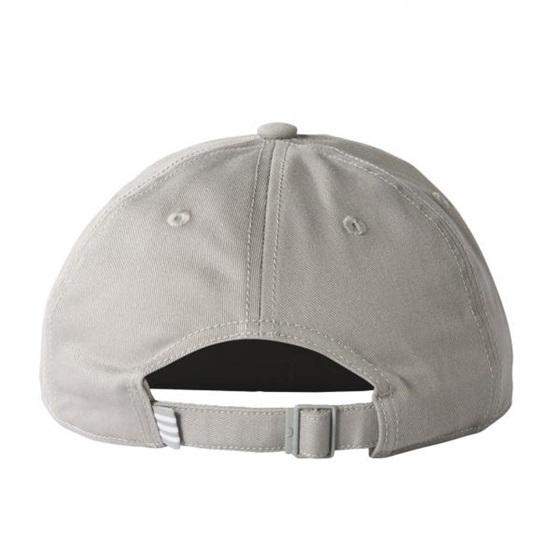 Adidas Trefoil Classic Cap Medium Grey Heather Solid Grey 3f91e63a27b