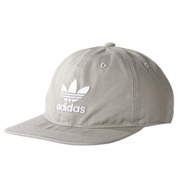 Adidas Trefoil Classic Cap Medium Grey/Heather Solid Grey