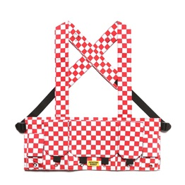 CHINATOWN MARKET CHECKERED CHEST RIG