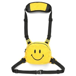 CHINATOWN MARKET SMILEY CHEST BAG