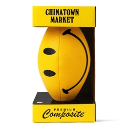 CHINATOWN MARKET SMILEY X CTM FOOTBALL