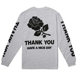 CHINATOWN MARKET THANK YOU LONG SLEEVE