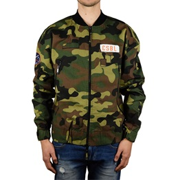 Cayler & Sons BL Patched Loose Flight Jacket