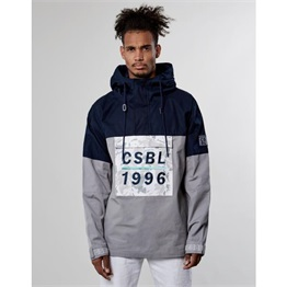 Cayler & Sons BL Three Peat Anorak Jacket