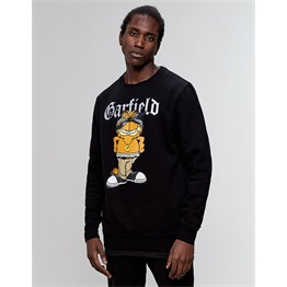 Cayler & Sons WL Left Side Garfield Crewneck