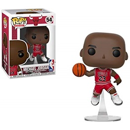 FUNKO POP! NBA 54: BULLS - MICHAEL JORDAN