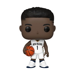 FUNKO POP NBA: New Orleans Pelicans - Zion Williamson