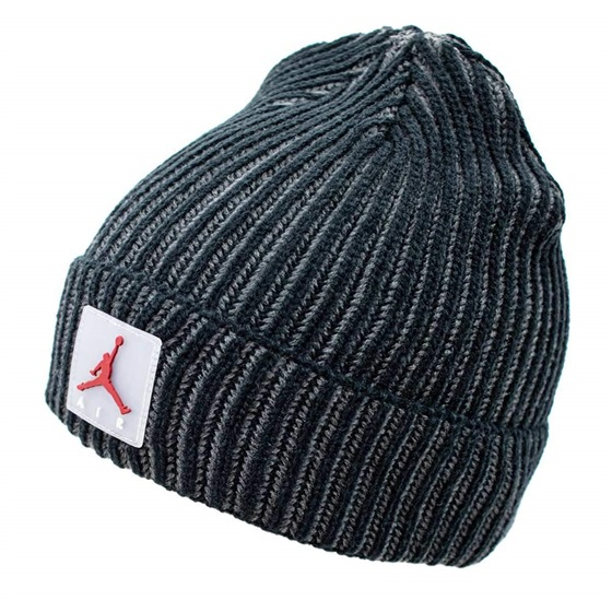 JORDAN AIR PATCH TWO-TONE BEANIE