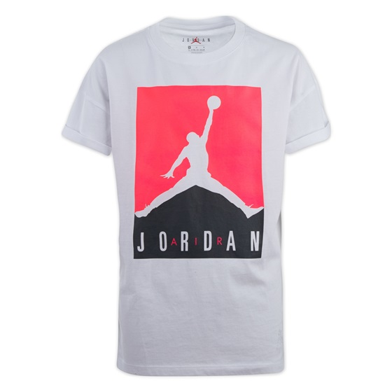JORDAN KIDS SHORT SLEEVE TEE