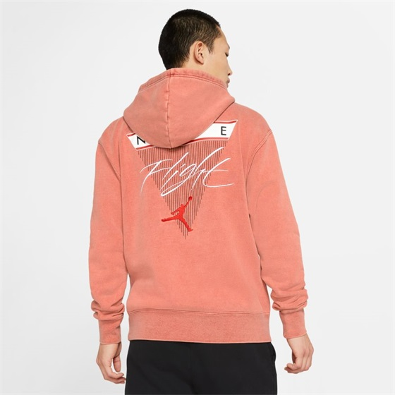 JORDAN FLIGHT FLEECE PULLOVER GFX HOODIE
