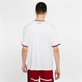 JORDAN PSG SHORT-SLEEVE REPLICA TOP