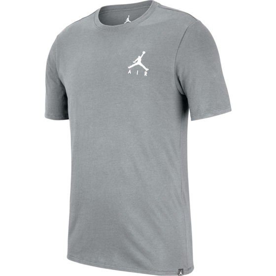 JORDAN JUMPMAN AIR EMBROIDERED TEE