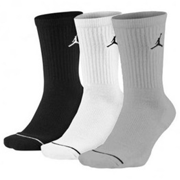 Jordan Jumpman Crew Socks (3 Pack)