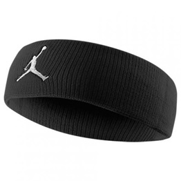Jordan Jumpman Headband BLACK/WHITE