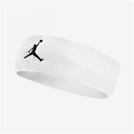 Jordan Jumpman Headband WHITE/BLACK