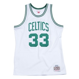 MITCHELL & NESS BOSTON CELTICS LARRY BIRD #33 SWINGMAN 2.0 JERSEY