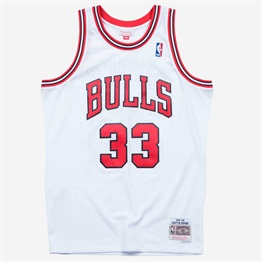 MITCHELL & NESS CHICAGO BULLS SCOTTIE PIPPEN #36 SWINGMAN 2.0 JERSEY