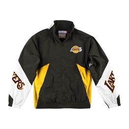 MITCHELL & NESS LOS ANGELES LAKERS MIDSEASON WINDBREAKER 2.0
