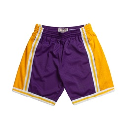 MITCHELL & NESS LOS ANGELES LAKERS SWINGMAN SHORT