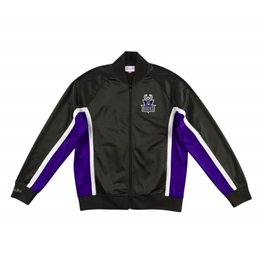 MITCHELL & NESS MILWAUKEE BUCKS CHAMPIONSHIP GAME TRACK JACKET