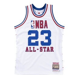 MITCHELL & NESS NBA ASG 1985 MICHAEL JORDAN #23 AUTHENTIC JERSEY