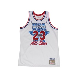MITCHELL & NESS NBA ASG 1991 MICHAEL JORDAN #23 AUTHENTIC JERSEY