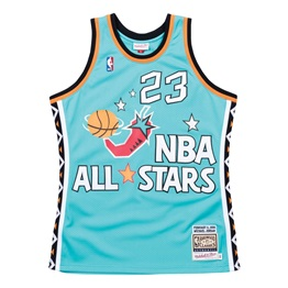 MITCHELL & NESS NBA ASG 1996  MICHAEL JORDAN #23 AUTHENTIC JERSEY