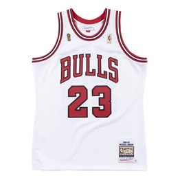 MITCHELL & NESS NBA CHICAGO BULLS 1996 MICHAEL JORDAN #23 AUTHENTIC JERSEY
