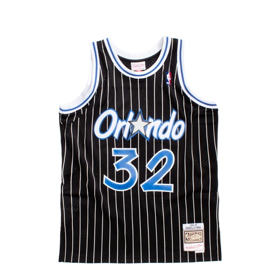 MITCHELL & NESS ORLANDO MAGIC SHAQUILLE ONEAL #32 SWINGMAN 2.0 JERSEY