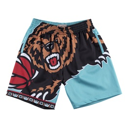 MITCHELL & NESS VANCOUVER GRIZZLIES 95-96 BIG FACE SHORT