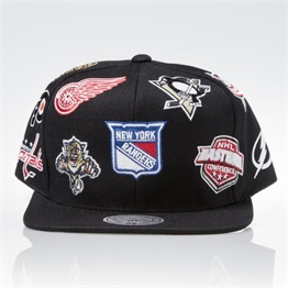 Mitchell & Ness All Over SB NHL EAST Snapback