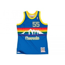 Mitchell & Ness Authentic Jersey Authentic Jersey NBA 91-92 Dikembe Mutombo 55