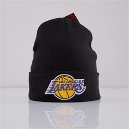 Mitchell & Ness Beanie Los Angeles Lakers