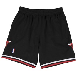 Mitchell & Ness Chicago Bulls 97-98 Swingman Short
