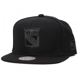 Mitchell & Ness Lustrous NHL New York Rangers Snapback