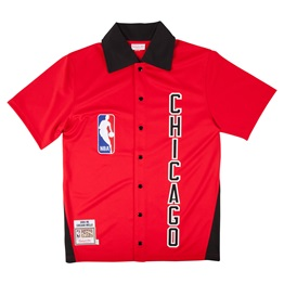 Mitchell & Ness NBA 1984-85 Authentic Shooting Shirt Chicago Bulls