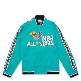 Mitchell & Ness NBA All Star Weekend 96 Team History Warm Up Jacket