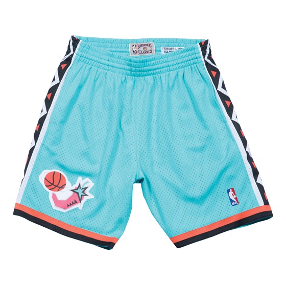 Mitchell & Ness NBA Authentic Shorts All Star East 1996