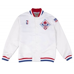 Mitchell & Ness NBA Authentic Warm Up Jacket All Star East 91
