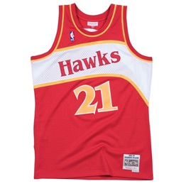 Mitchell & Ness NBA Swingman Jersey Atlanta Hawks Dominique Wilkins 86-87