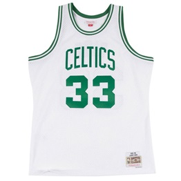 Mitchell & Ness NBA Swingman Jersey Boston Celtics Larry Bird 85-86
