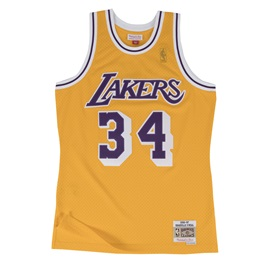 Mitchell & Ness NBA Swingman Jersey LA Lakers Shaquille O'Neal 96-97