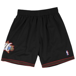 Mitchell & Ness NBA Swingman Shorts Philadelphia 76ers 00-01